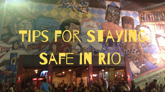 Getting Around Rio by Bus: Everything You Need to Know